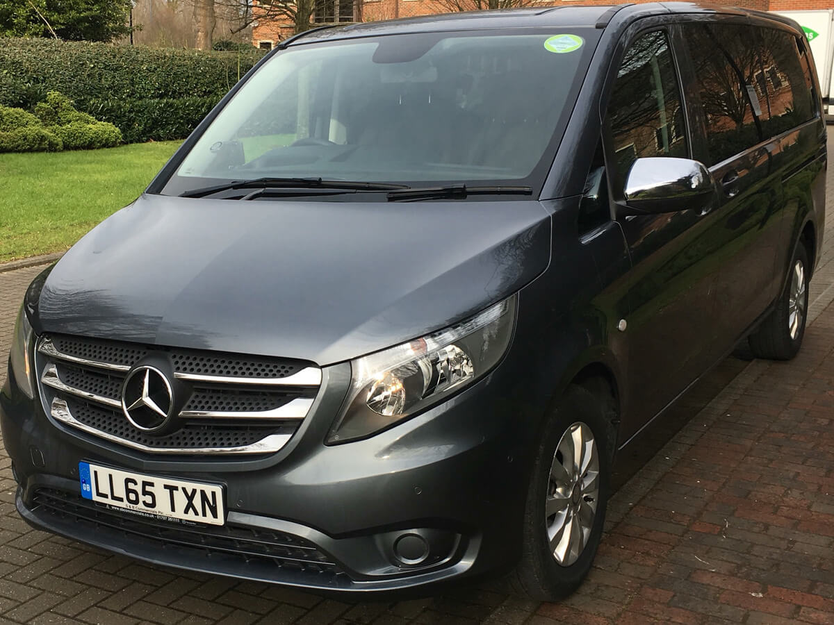 7/8 Seater Taxi Hire